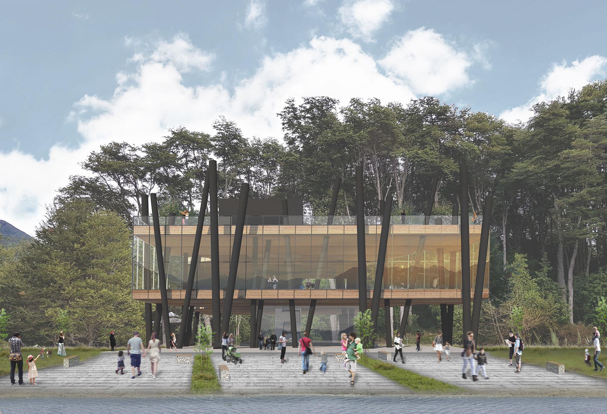 Imagen de Centro de Visitantes Petrohué
