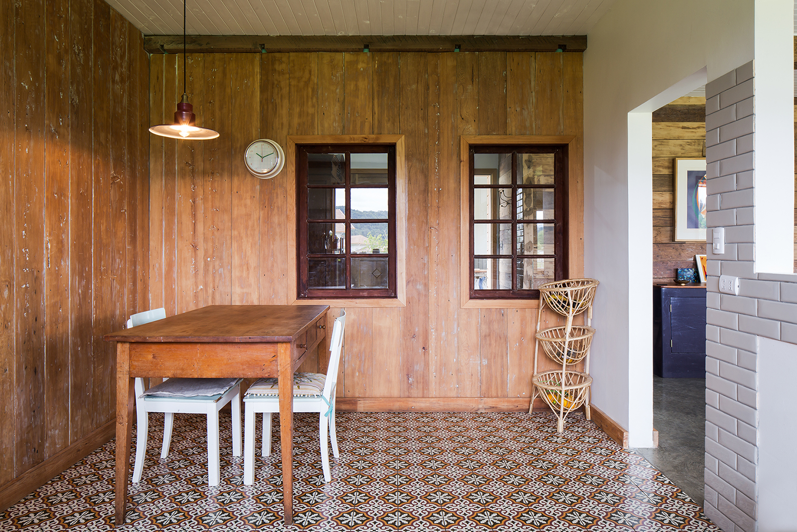 Foto del interior de Casa VM
