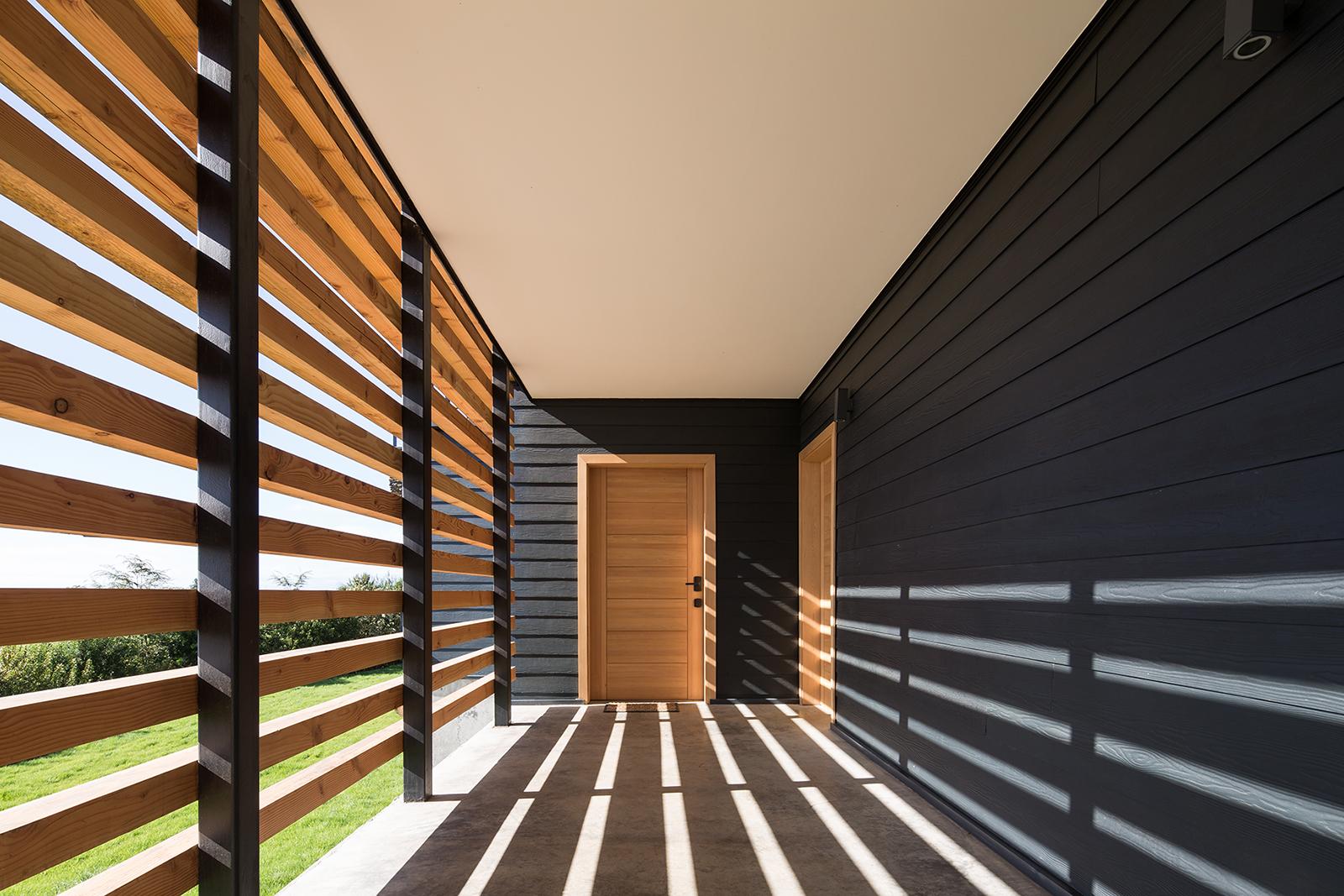 Foto de pasillo de Casa Wulf