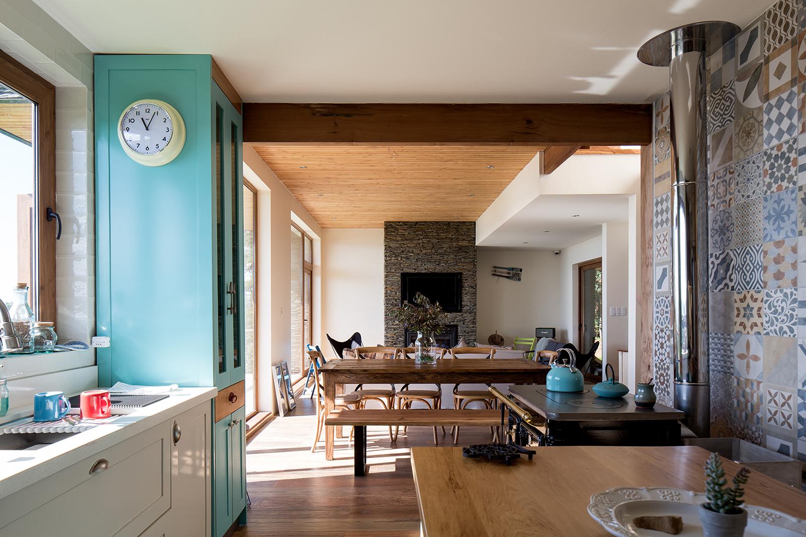 Foto del interior de Casa Wulf