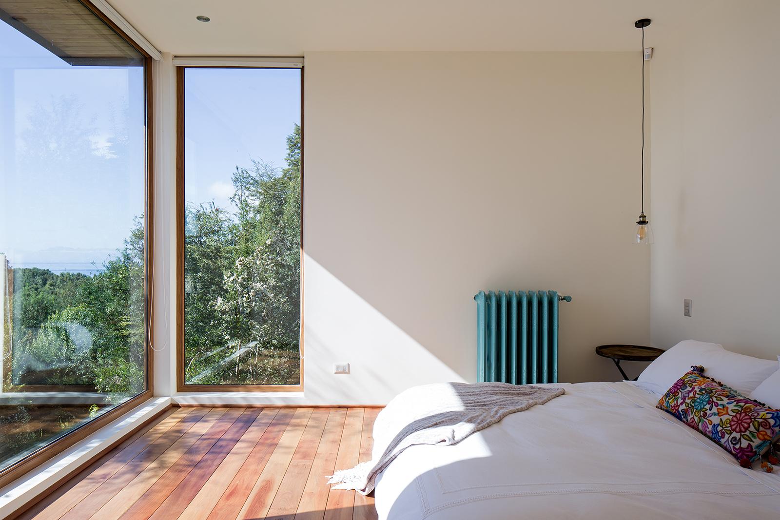 Foto de dormitorio de Casa Wulf