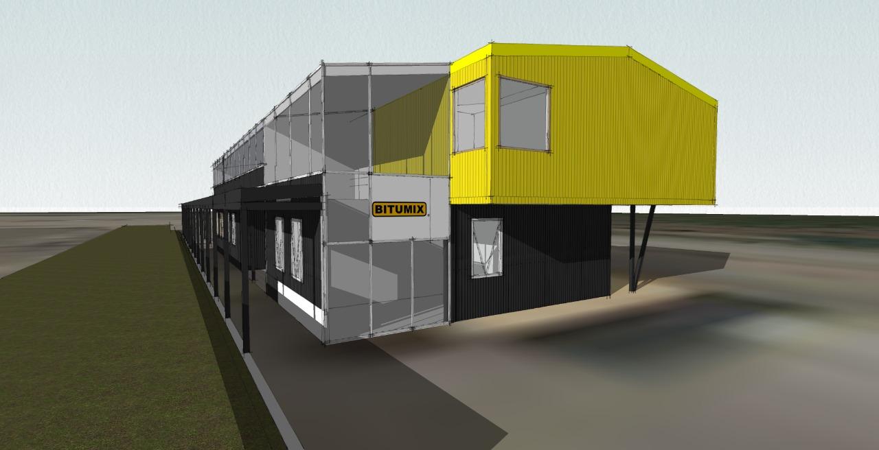 Imagen de Oficinas Bitumix Austral