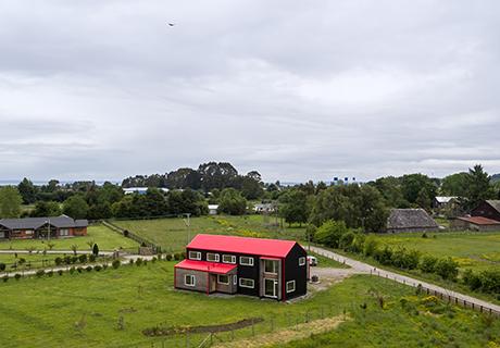 Foto de casa VM y su entorno