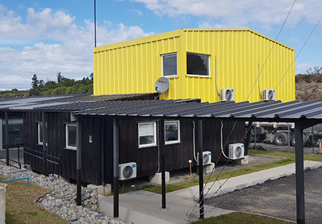 Foto de fachada de Oficinas Bitumix Austral