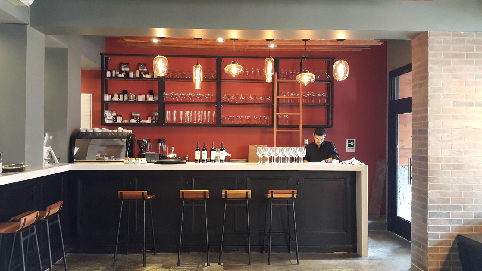 Foto del bar de Café Hidalgo