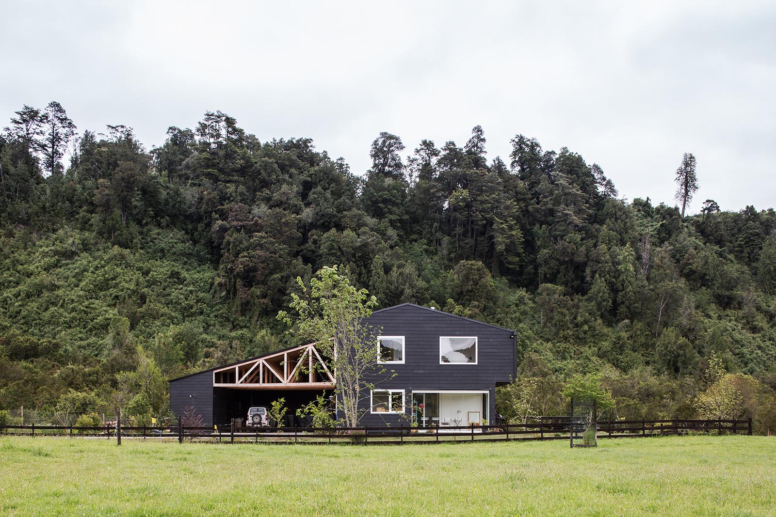 Foto de Casa La Piedra y su entorno